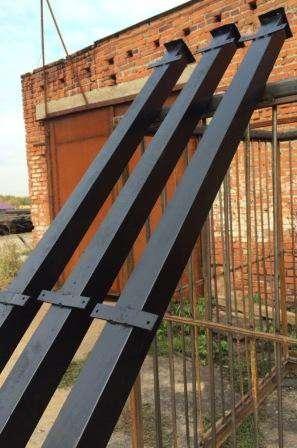 Продам столбы металлические в Дмитрове