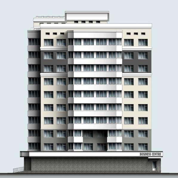 Участок для строительства первого в городе дома с лифтами