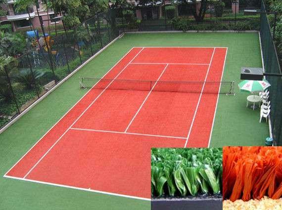 Теннисный корт по доступной цене и в минимальные сроки в Екатеринбурге фото 11
