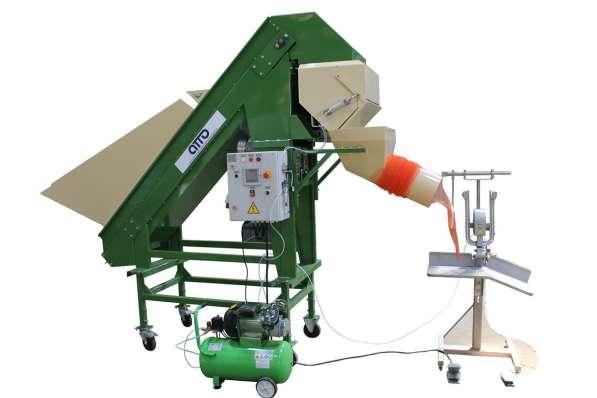 Оборудование машина для фасовки упаковки овощей и картофеля