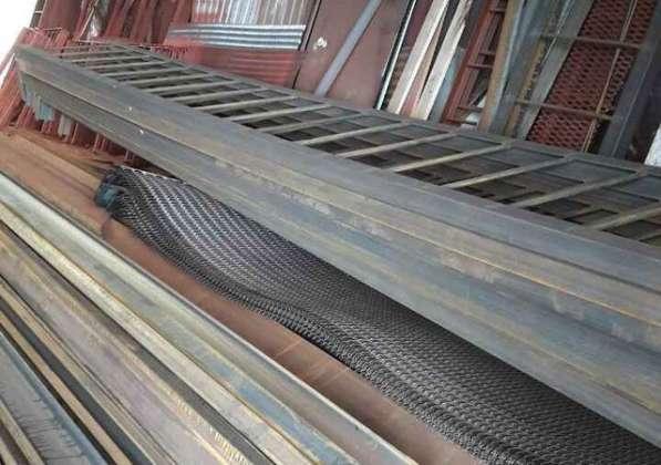 Стальные лестницы-стремянки СГ-34 по серии 1.450.3-7.94.2
