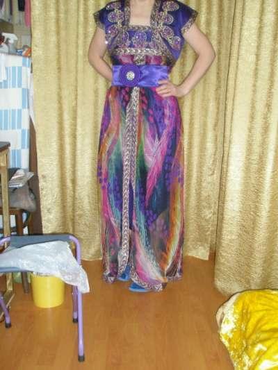 Восточное платье-костюм