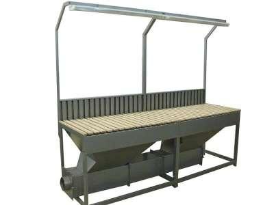 Стол вытяжной шлифовальный СВШ-1207 FMGroup СВШ-1207