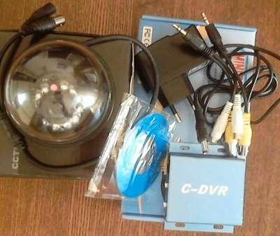 комплект видеонабл. на 1 внутр. камеру