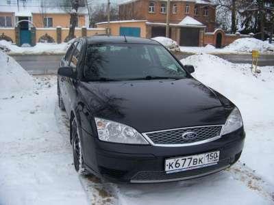 подержанный автомобиль Ford Mondeo