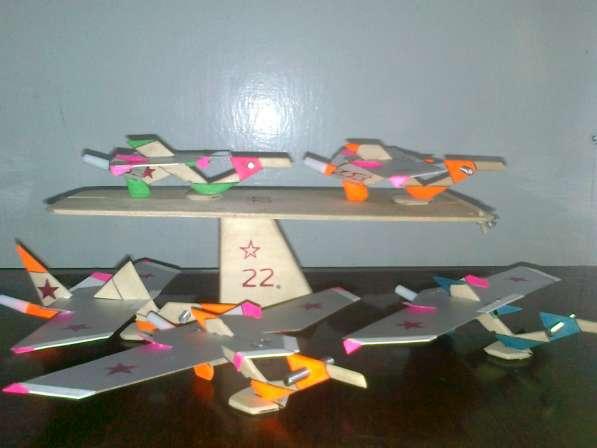 Летающие самолёты с палубы в Чебоксарах фото 8