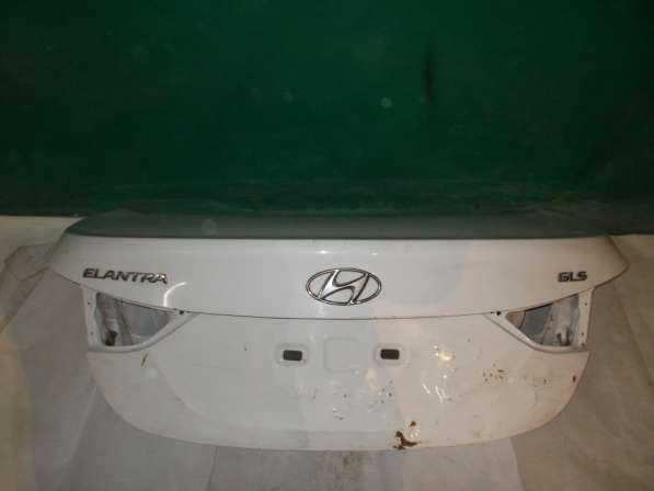 Hyundai Elantra Gls Крышка Багажника б/у оригинал