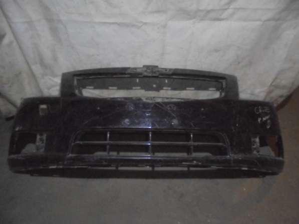 Бампер Chevrolet cruze