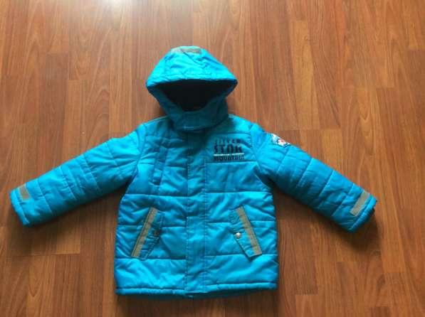 Куртка демисезонная Bonprix на рост 116-122