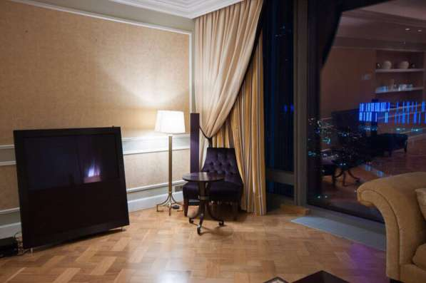 Элитные Апартаменты в Москва сити