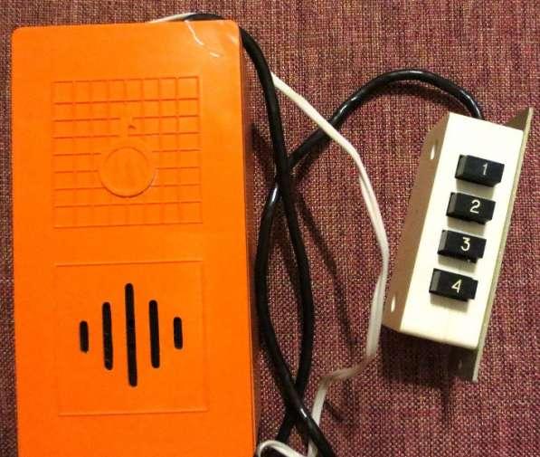 Кодовый звонок