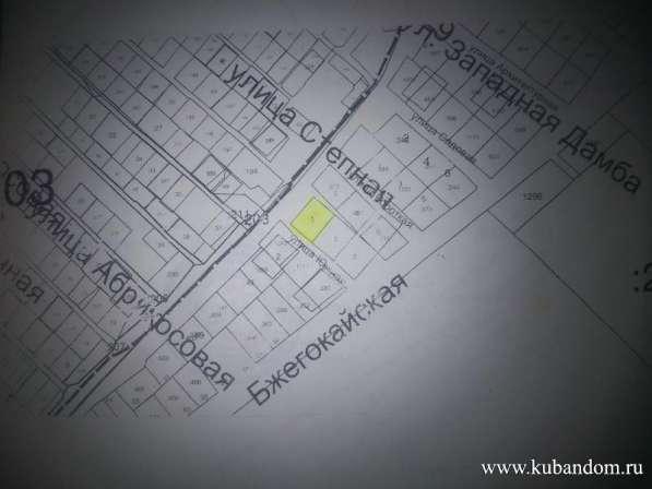 Продам участок 8 сот. (ИЖС) 2 км от города Краснодар