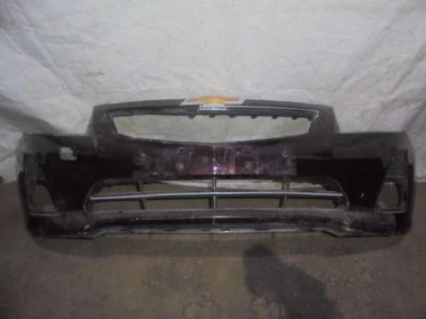 бампер шевроле круз
