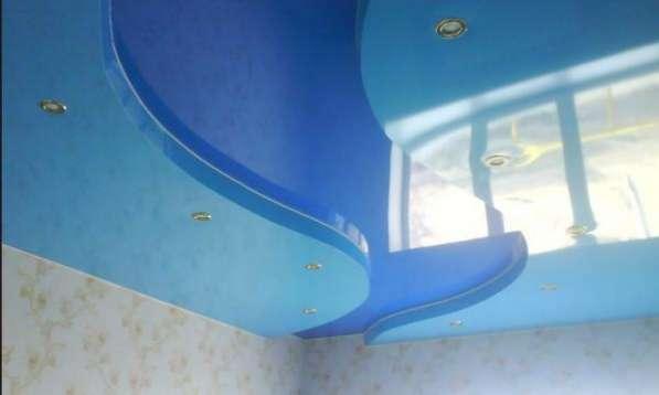 Натяжные потолки в Барнауле и крае, без посредников