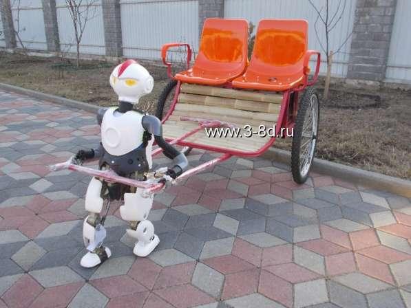Идея для бизнеса- электромобиль Робота Терминатора SX888-2
