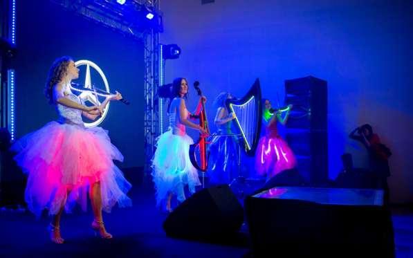 Katrin Electro SHow-Инструментально световое шоу в Москве фото 7