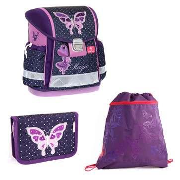 Школьный ранец + мешок для обуви и пенал Belmil в Липецке фото 6