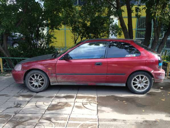Honda Civic 6 1999