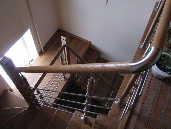 Лестница из дуба в Воронеже