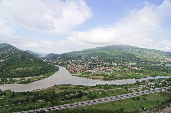 Грузия - страна жизни и Кутаиси, из Краснодара