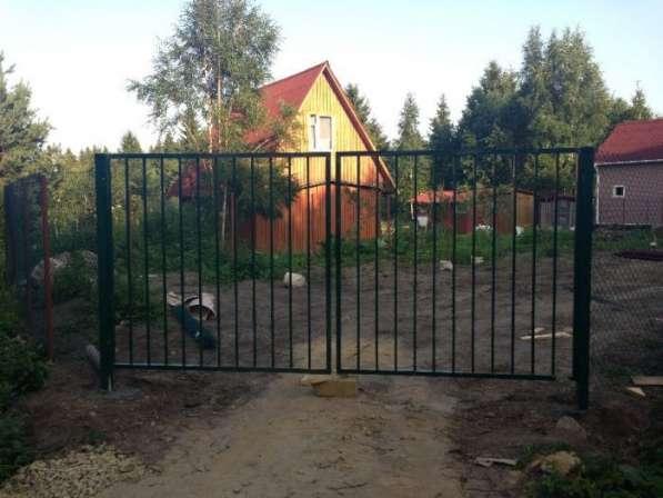Ворота и калитки. Бесплатная доставка в любое место! в фото 3