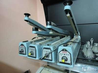 торговое оборудование Запайщики пакетов в Приор