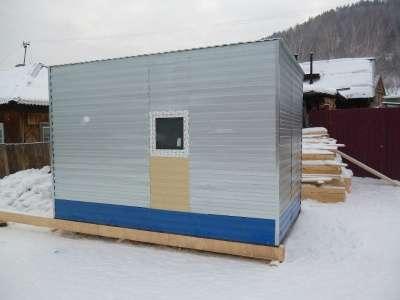 Продам бытовку строительную. в Красноярске фото 3
