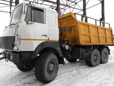 самосвал МАЗ 6517Х9 (410-000)