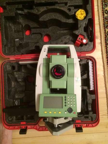 """Тахеометр Leica TS02 power R400 5""""Arctic"""