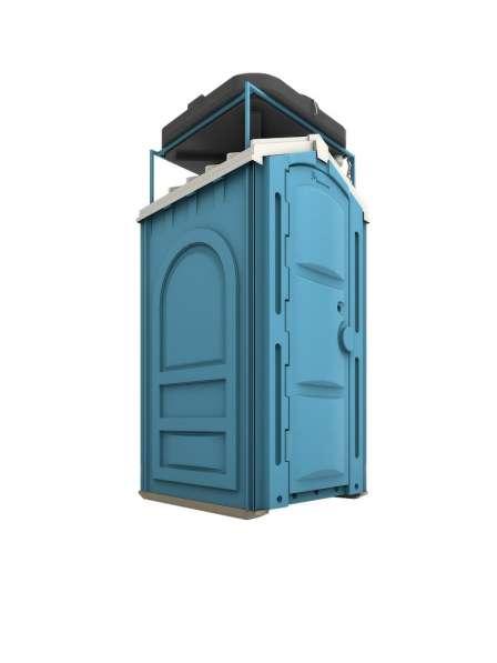 Новая туалетная кабина Ecostyle - экономьте деньги! Афины в фото 9