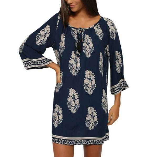 Платье -туника новая с этикетками р.42 до 44 приятная тонкая