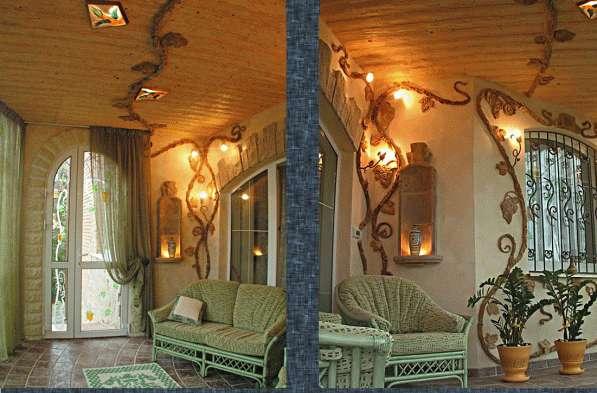 Ручная лепнина, барельеф, декор стен в Сергиевом Посаде фото 9