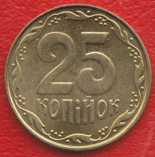 Украина 25 копеек 2009 г.