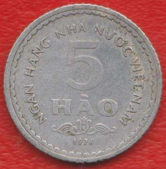 Вьетнам 5 хао 1976 г.