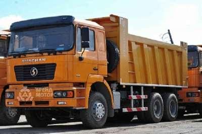 грузовой автомобиль shaanxi(shacman) SX3256DR384