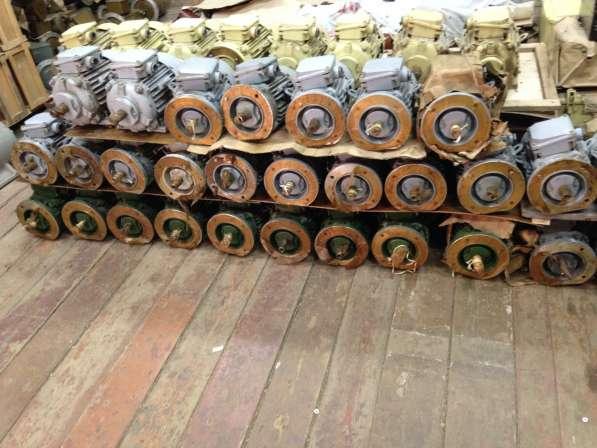 Электродвигатели с хранение