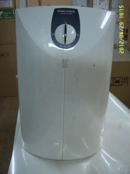Безнапорные накопительные водонагреватели SNU 5SLI