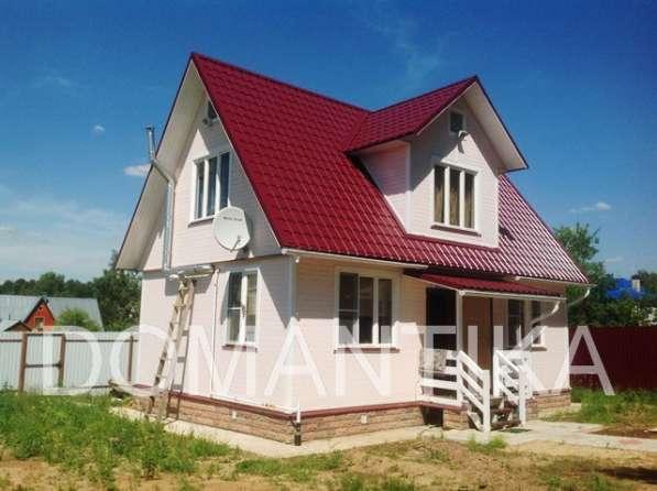 Купить дом в Москве, Варварино, Калужское шоссе 27 км