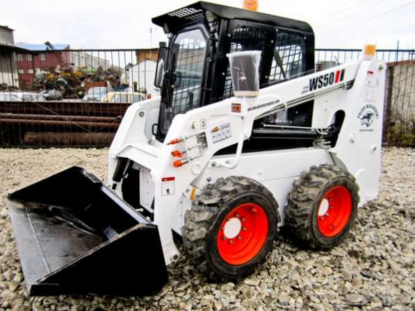 Мини погрузчик FORWAY WS50 (Bobcat S160)