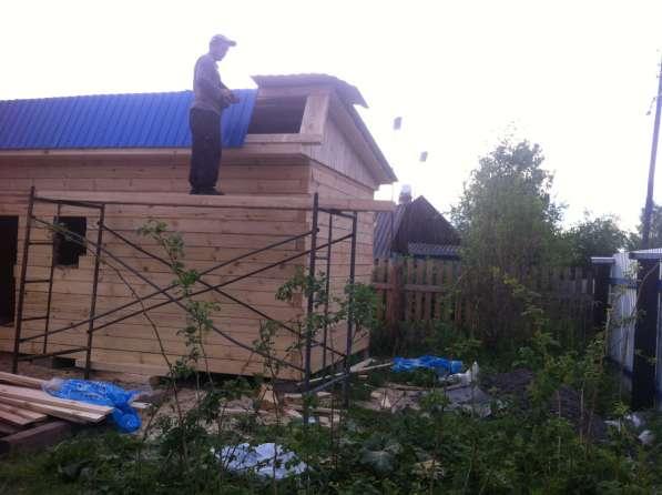 Предлагаем услуги по отделке и строительству в Красноярске фото 4