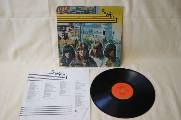 Sweet -1974 Made In USA