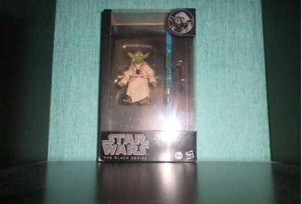 Star Wars-The Black Series #06 Action Figure MIB 2014 H