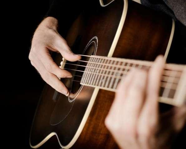 Частные уроки игры на гитаре и балалайке