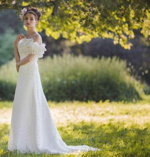 Неповторимое свадебное платье