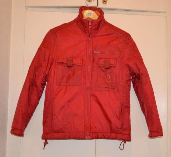 Куртка деми двухсторонняя