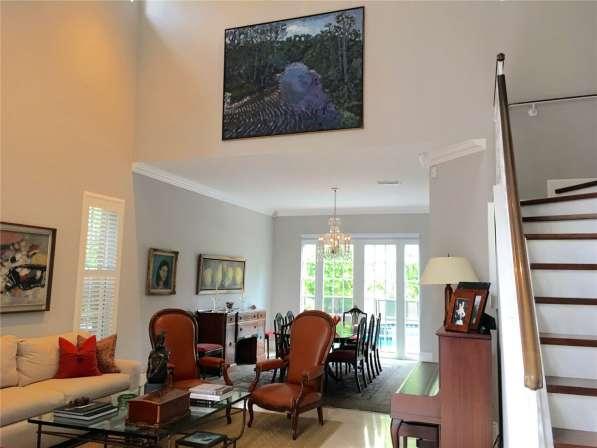 Современный дом в Голден-Бич, Флорида в фото 14