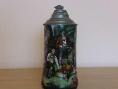 Кубок пивной из Германии 1840-1860 гг