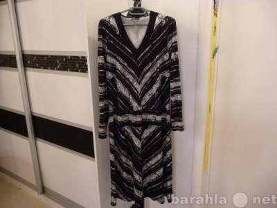 Платье трикотажное р.50