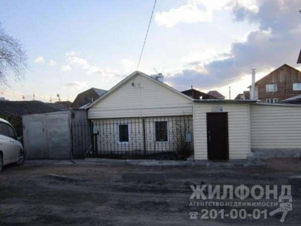 дом, Новосибирск, Порт-Артурский 3-й пер, 49 кв.м.