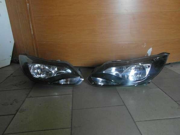 Фары на Форд Фокус